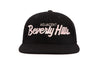 Beverly Hills Adjacent             wool baseball cap indicator