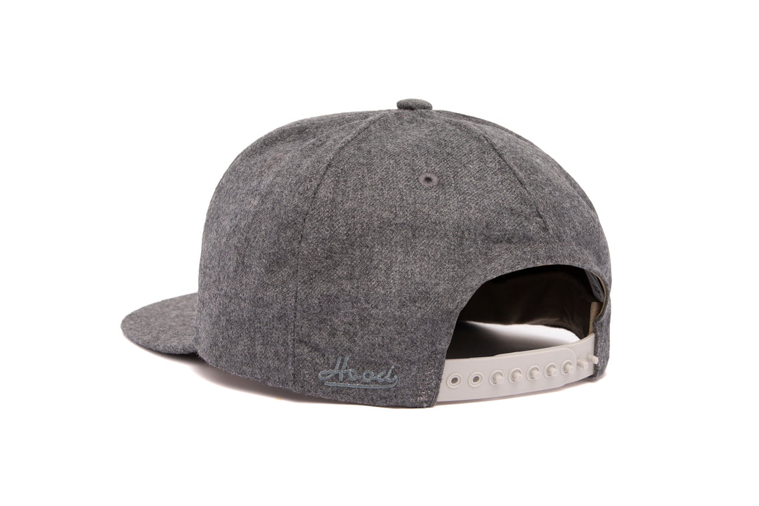 Williamsburg wool baseball cap
