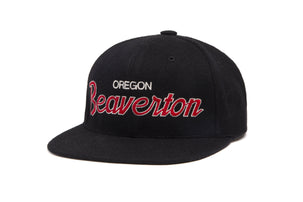 Beaverton Air wool baseball cap