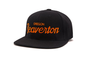 Beaverton II wool baseball cap