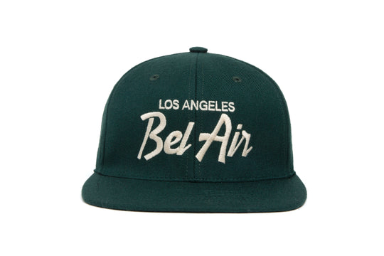 Bel Air wool baseball cap
