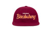Blacksburg             wool baseball cap indicator