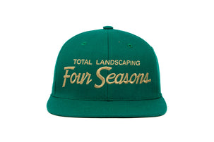 Total Landscaping Four Seasons wool baseball cap
