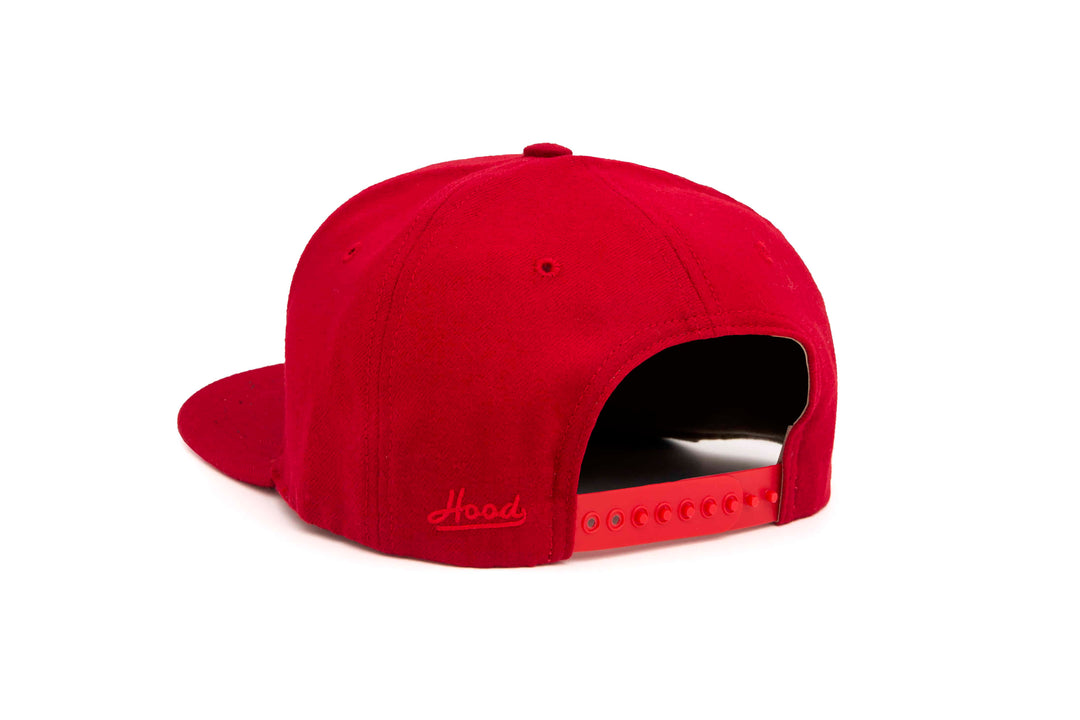 Clutch City wool baseball cap