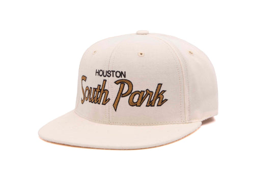 South Park II wool baseball cap