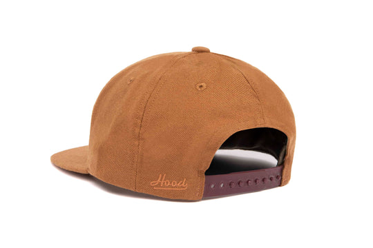 Sun Valley wool baseball cap