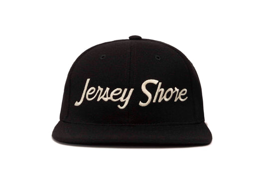 Jersey Shore wool baseball cap