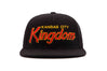 The Kingdom             wool baseball cap indicator