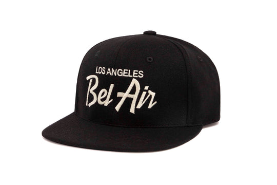 Bel Air II wool baseball cap