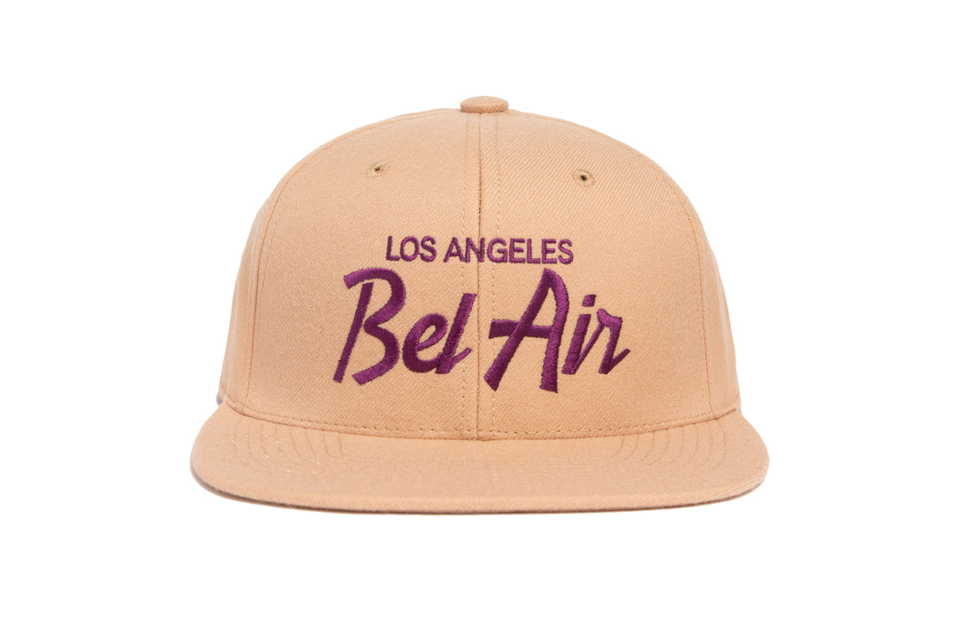 Bel Air III wool baseball cap