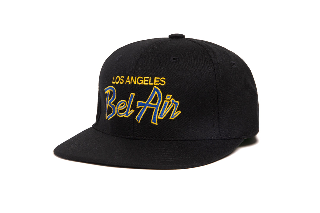 Bel Air Ram wool baseball cap