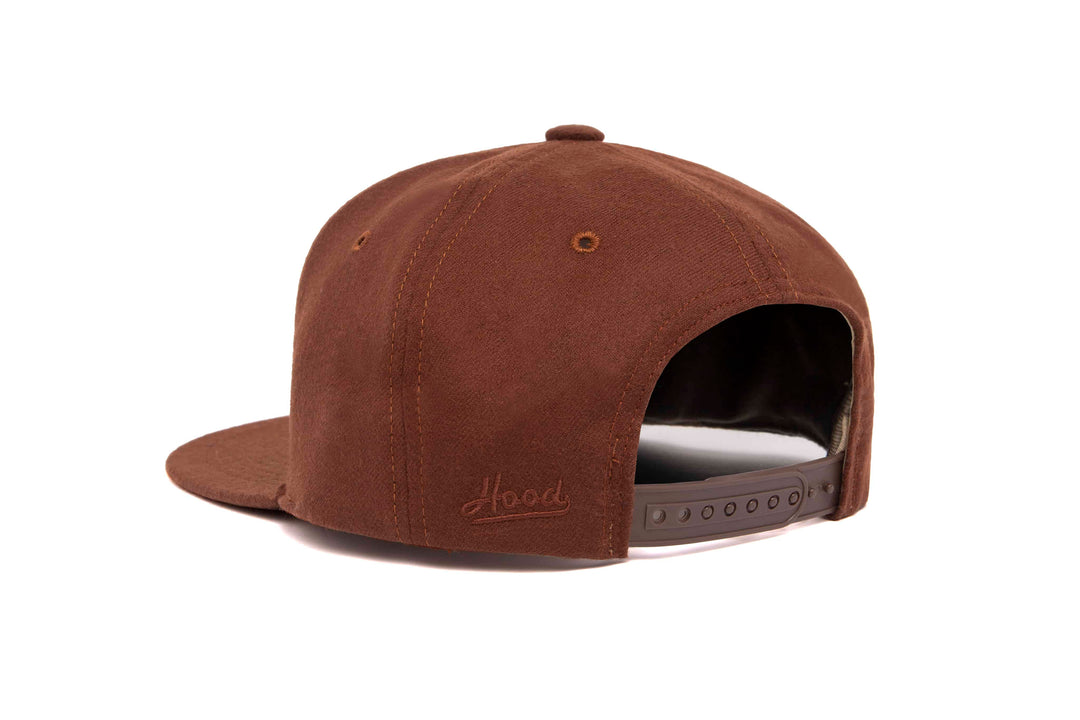 Beverly Hills wool baseball cap