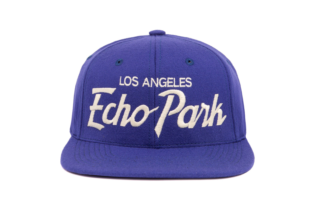 Echo Park wool baseball cap