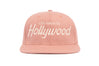 Hollywood II             wool baseball cap indicator