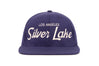 Silver Lake             wool baseball cap indicator