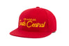 South Central             wool baseball cap indicator