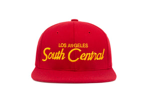 South Central wool baseball cap