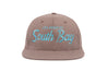 South Bay             wool baseball cap indicator