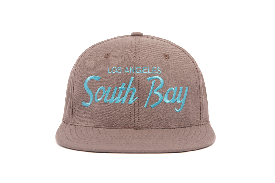 South Bay wool baseball cap