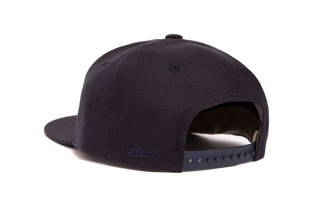 Hell's Kitchen wool baseball cap