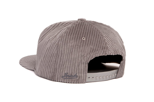 Hell's Kitchen Cord wool baseball cap