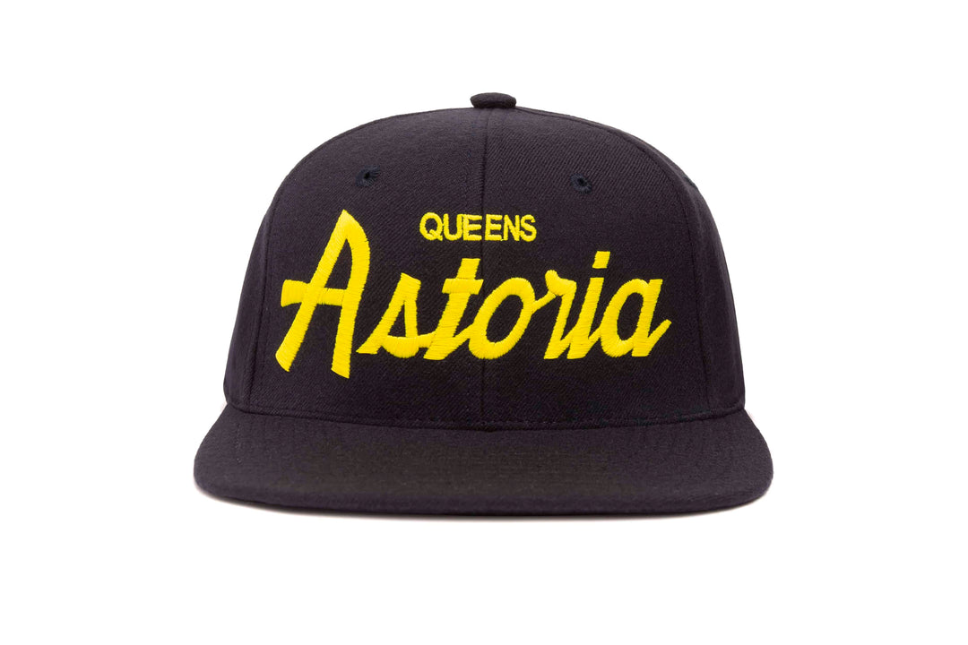 Astoria wool baseball cap