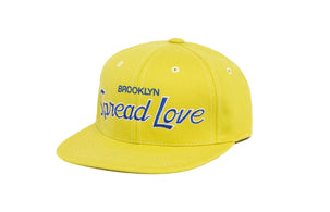 Spread Love wool baseball cap