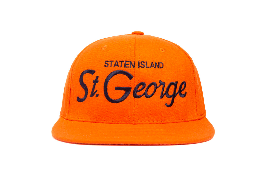 St. George wool baseball cap