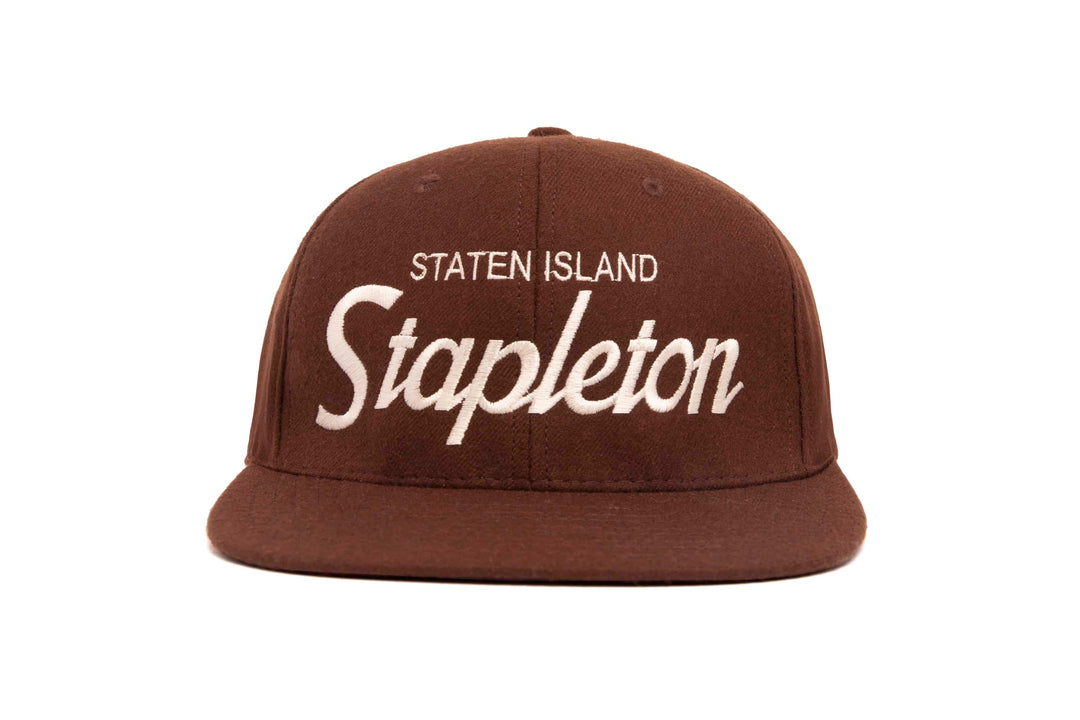 Stapleton wool baseball cap