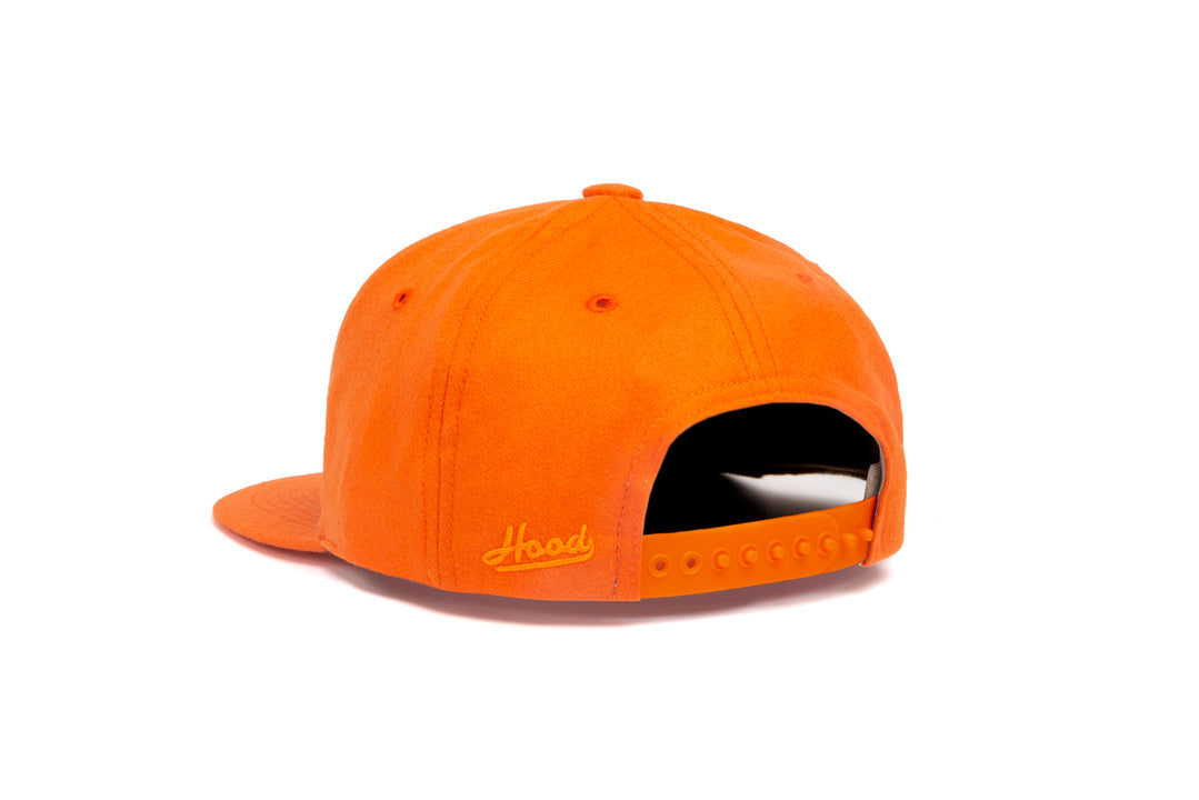Syracuse wool baseball cap