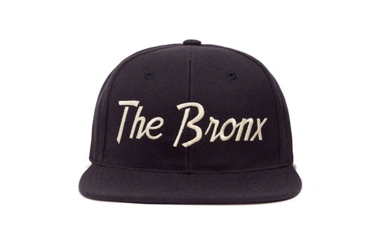 The Bronx wool baseball cap