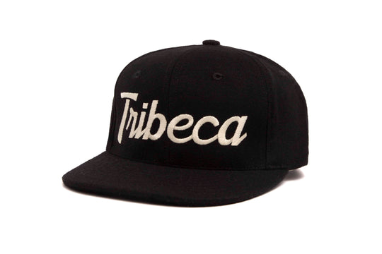 Tribeca wool baseball cap