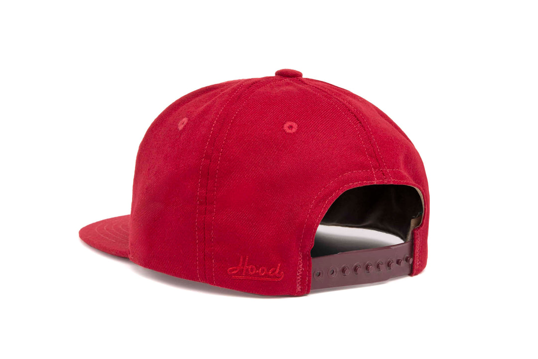 Park City wool baseball cap