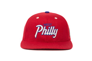 FRESH WEST PHILLY wool baseball cap