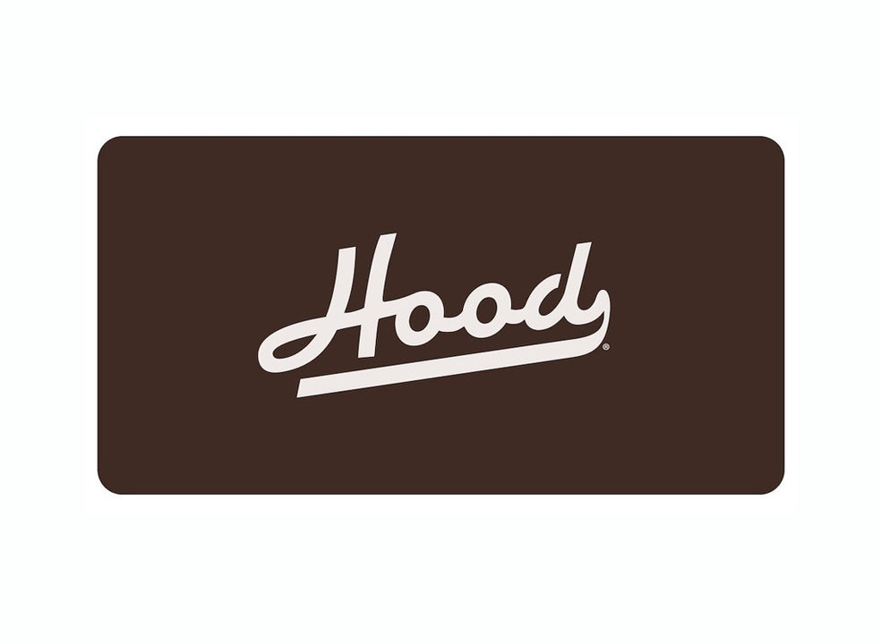 HOOD GIFT CARD wool baseball cap