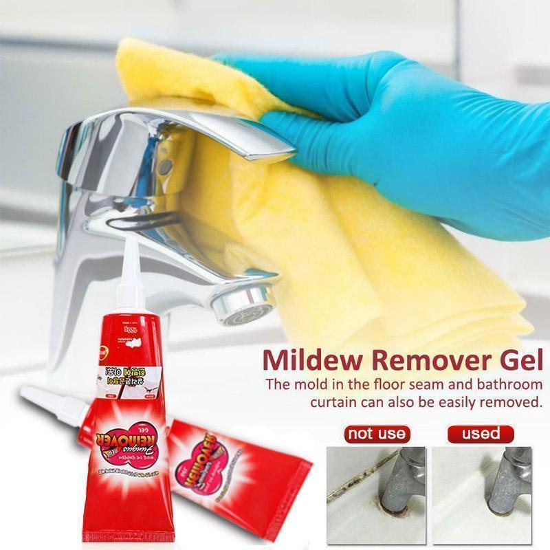 Tiles Mold Cleaner Gel Mold Remover for Grout Sealant Bath ...
