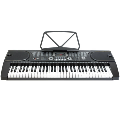 Electric Piano Digital Keyboard 61 Key with stand