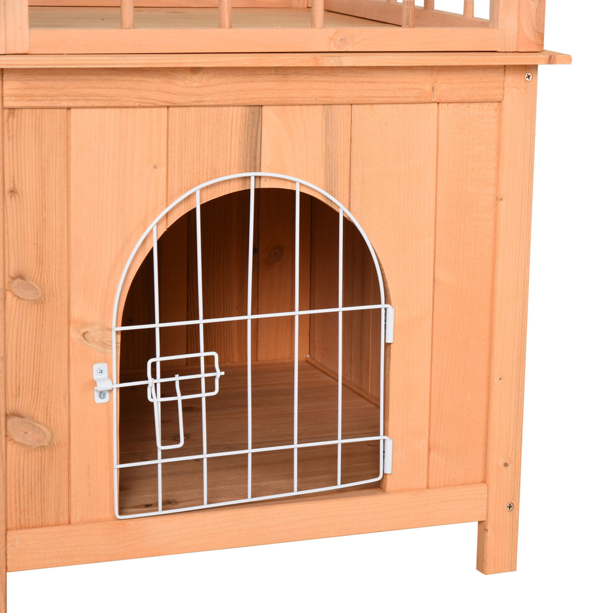 Dog house cat house