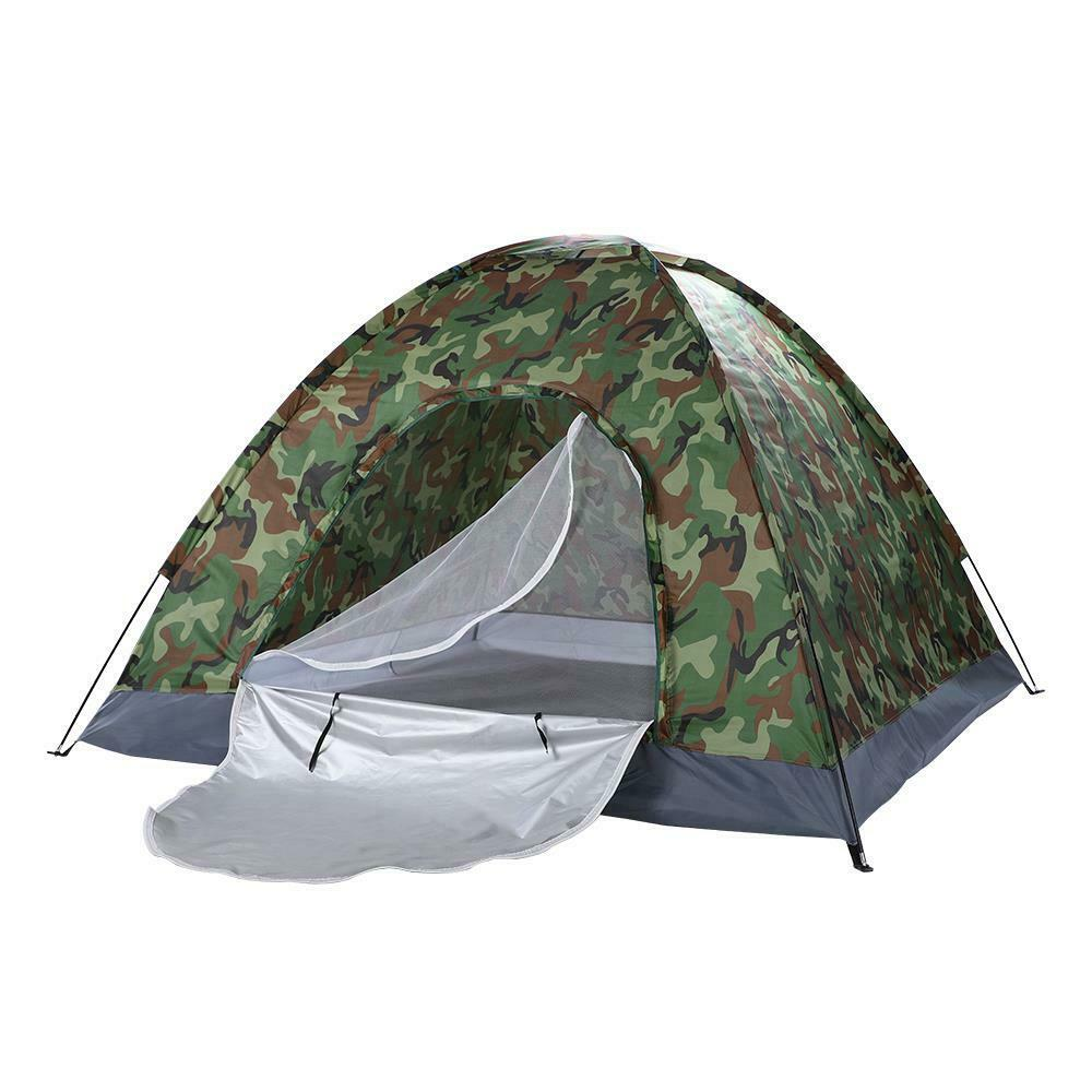 Camping Tent Popup Instant 3-4 Person Outdoor Hiking Tent