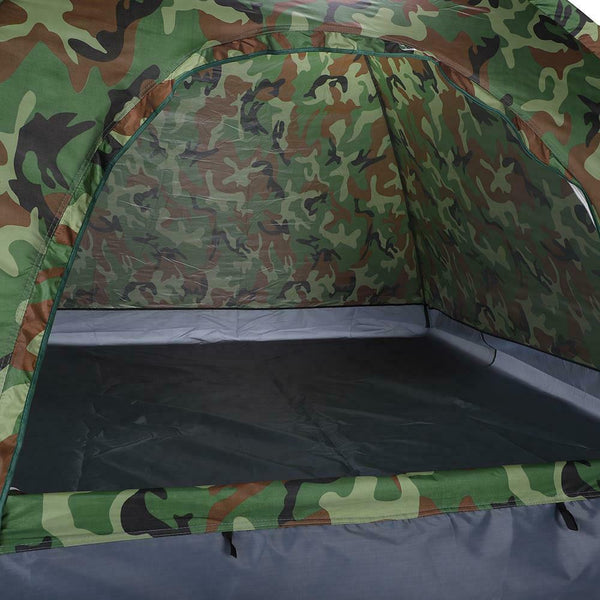 Camping Tent Popup Instant 3-4 Person Outdoor Hiking Tent interior