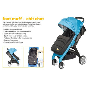 Larktale Chit Chat Foot Muff