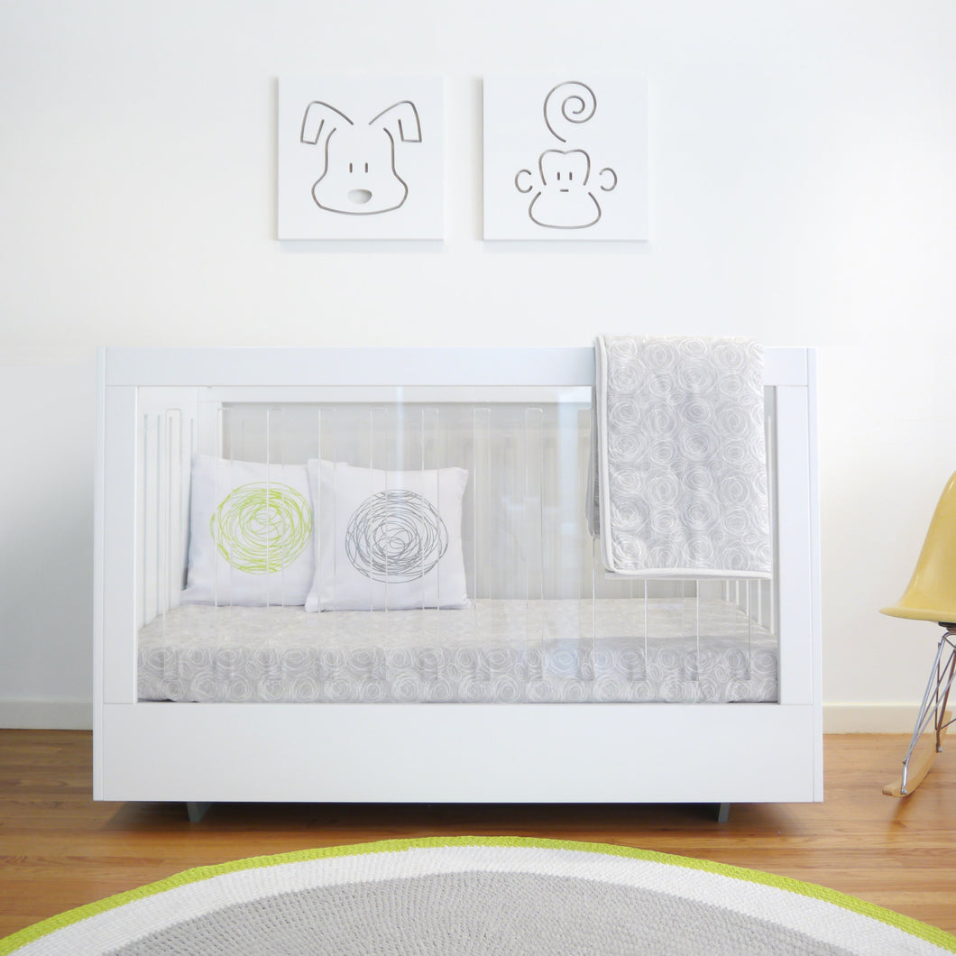 Spot On Square Roh Crib - 2 Sides Acrylic