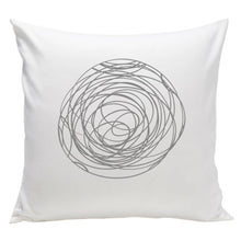 Load image into Gallery viewer, Spot On Square Spun Organic Pillow