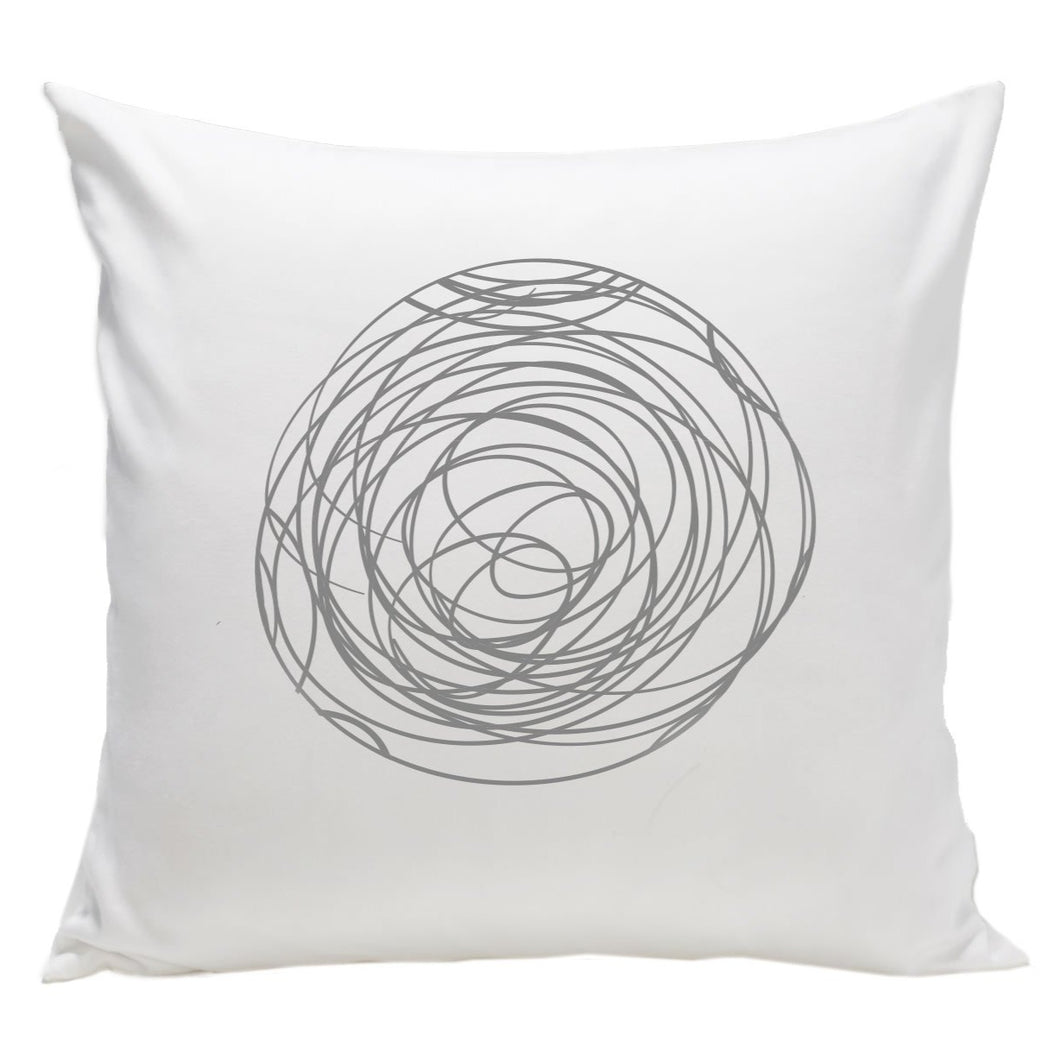 Spot On Square Spun Organic Pillow