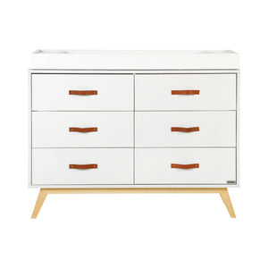 Dadada Tribeca 6-Drawer Dresser