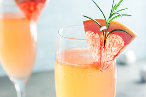 Non-alcoholic Mimosa recipe