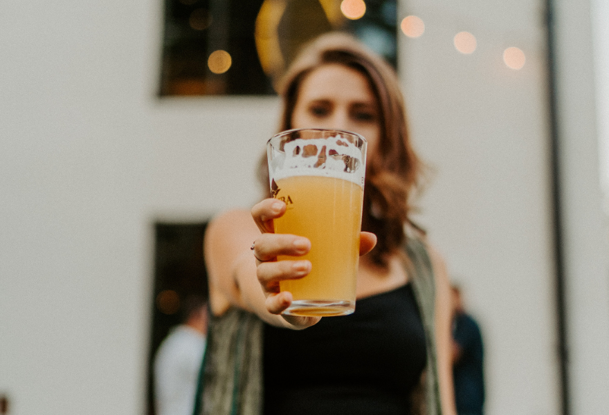 When it comes to alc-free beer we are spoilt for choice