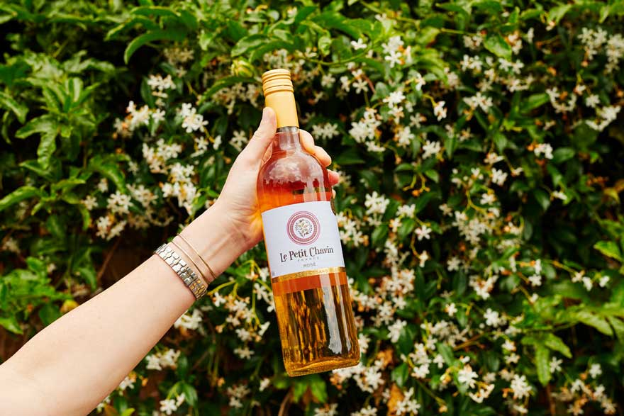 French Non-Alcoholic Rose