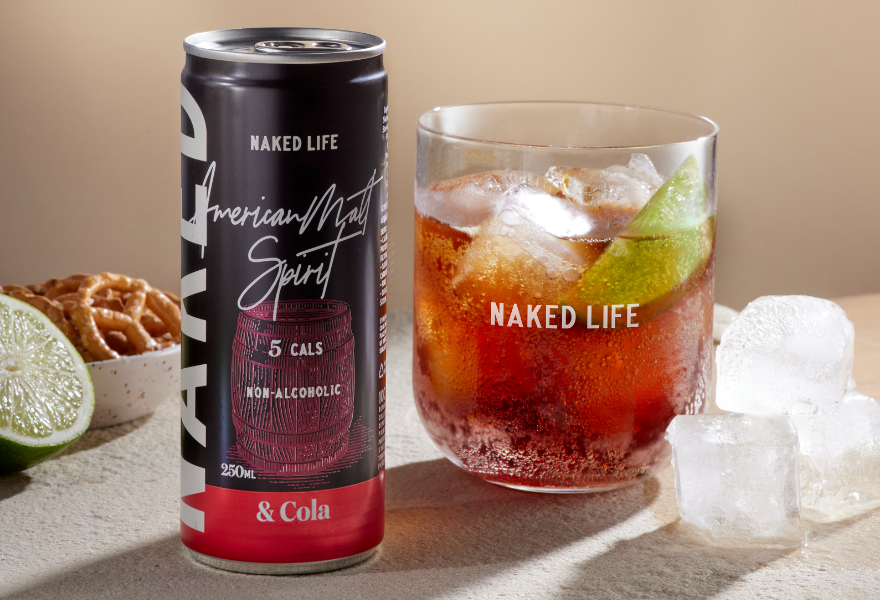 Naked life premix drinks are game changer for alcohol free