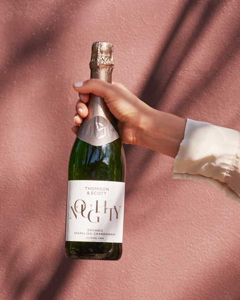 Noughty Non-Alcoholic Sparkling Wine